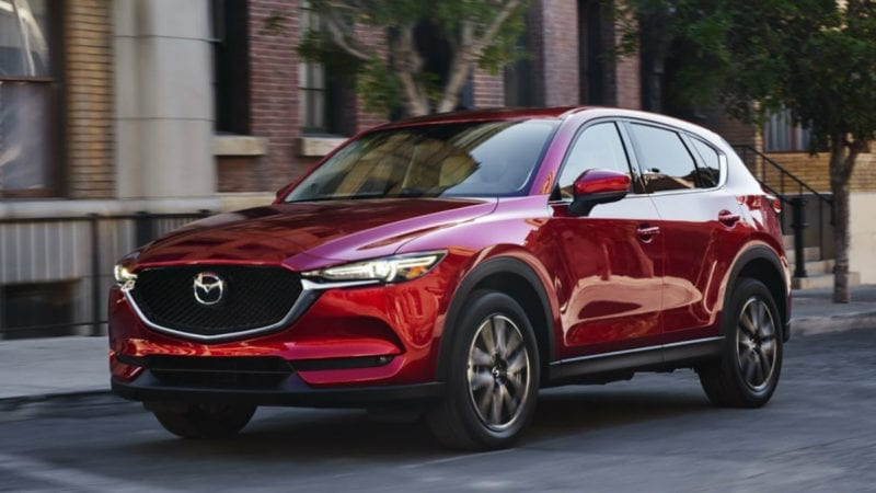 Mazda CX-5 are o nouă generație