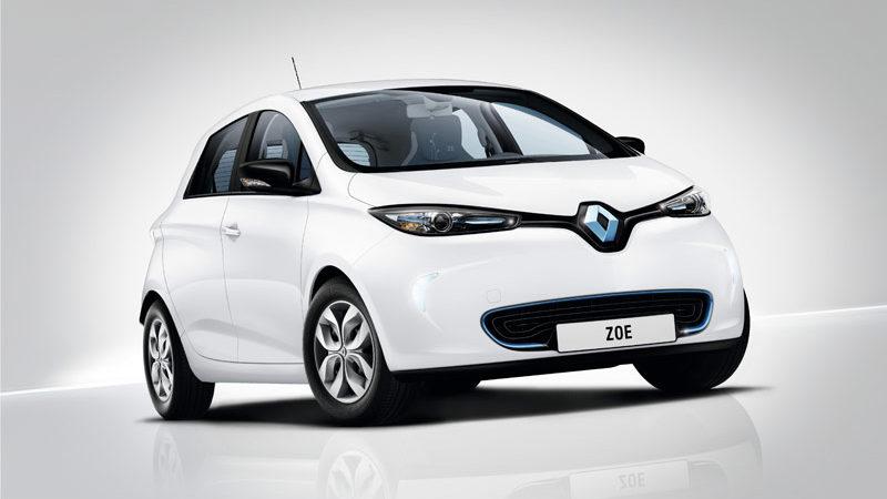 Renault Zoe ar putea primi o versiune mai potentă