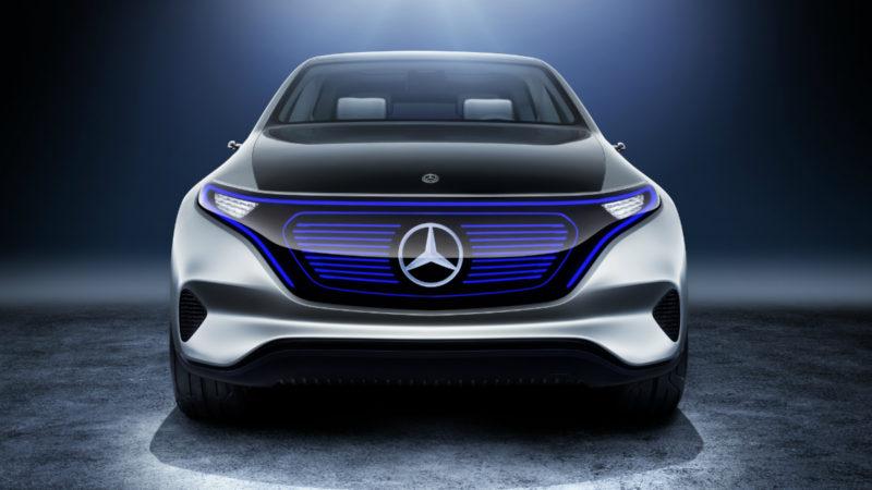 Asaltul electricelor Mercedes-Benz. Din 2019 vom vedea câte un model pe an