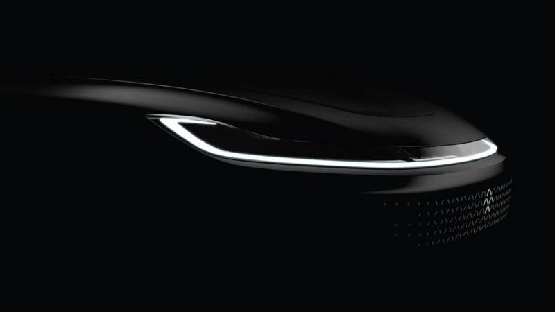 Faraday Future a mai publicat un teaser cu viitorul SUV electric
