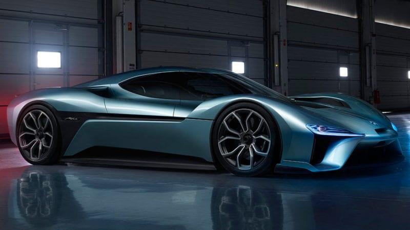 NextEV pregătește un rival pentru Model X