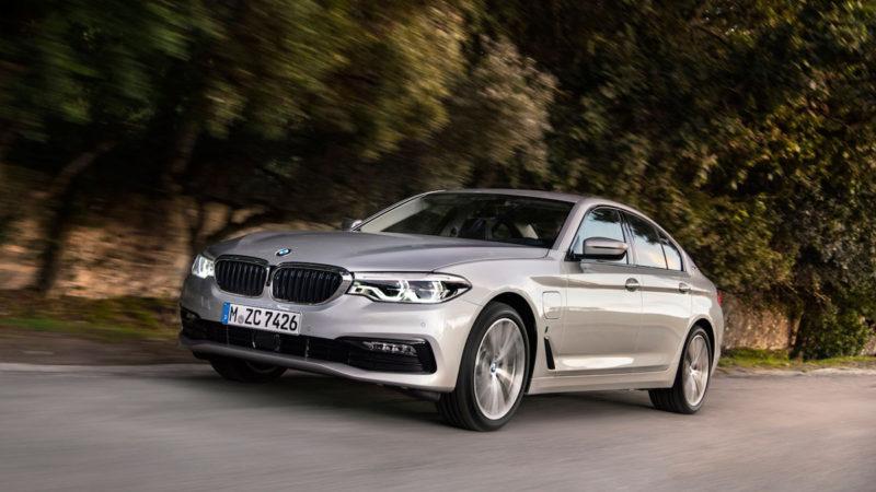 BMW a lansat versiunea 530e iPerformance