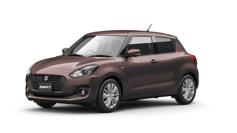 Suzuki Swift a debutat în Japonia. Modelul nipon a primit și o versiune mild hybrid