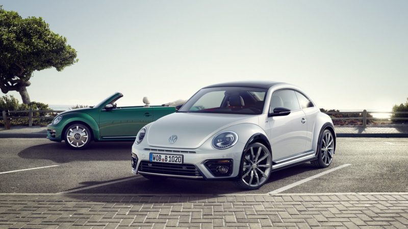 volkswagen beetle electric