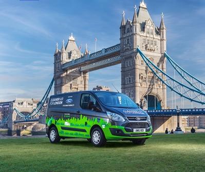Ford și autoritățile din Londra își unesc forțele într-un proiect eco