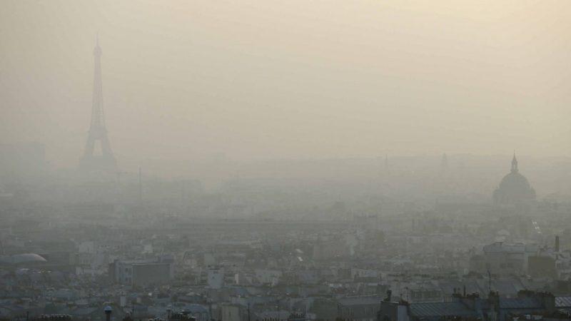 smog paris