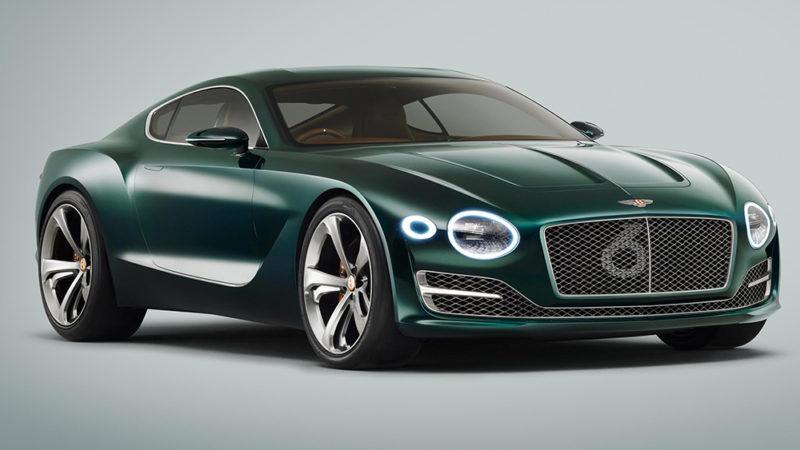 După Bentayga hibrid, Bentley plănuiește și un Continental GT PHEV