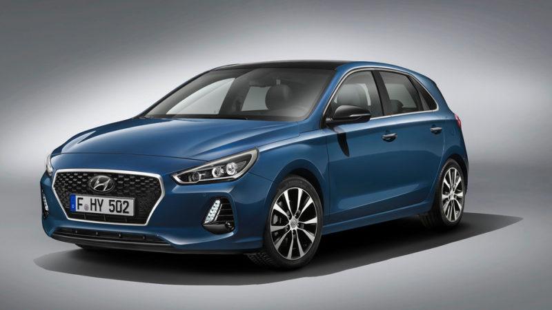 Noul Hyundai i30 a ajuns în România