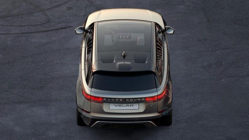 Range Rover Velar a primit 5 stele EuroNCAP