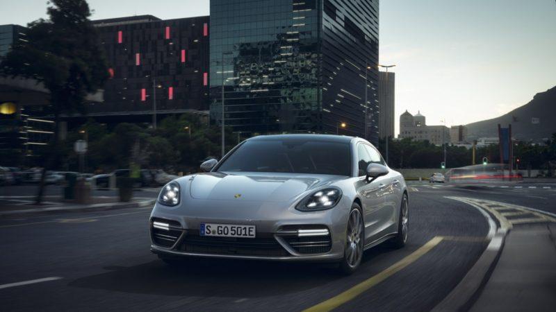 Porsche Panamera Turbo S E-Hybrid – Cel mai puternic Panamera este hibrid și are 680 de cai