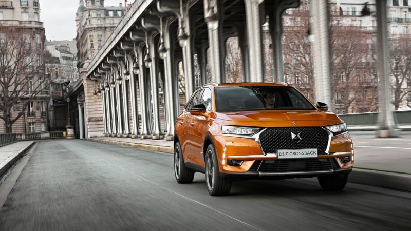 DS 7 Crossback: Fa-bu-los