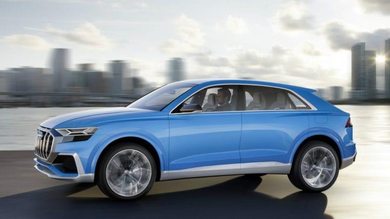 Audi va aduce la Geneva noul RS Q8 Concept