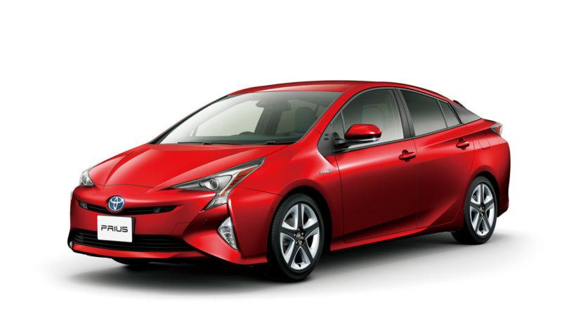 Toyota a vândut 10 milioane de hibrizi în 20 de ani de la debutul lui Prius