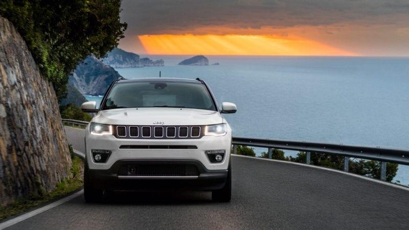 Noul Jeep Compass are un preț de pornire de 23.310 euro cu TVA