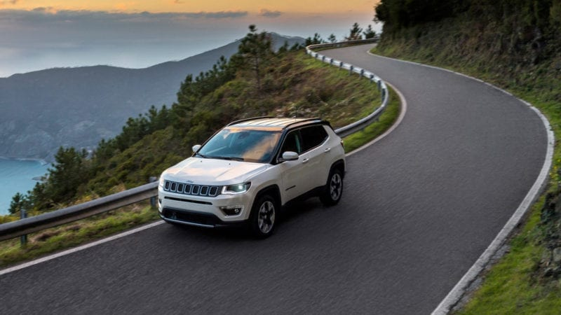 Jeep Compass a fost prezentat la Geneva