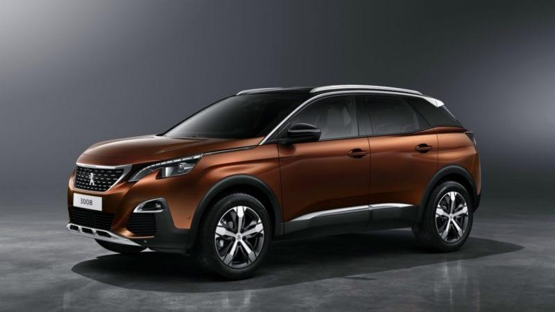 Peugeot 3008 a primit titlul Mașina Anului în 2017 în Europa