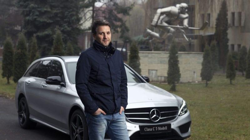 """Mercedes-Benz România lansează campania de brand """"Pe urmele celor mai buni"""""""