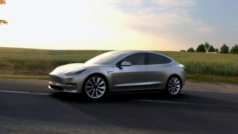 Tesla Model Y, viitorul SUV bazat pe Model 3