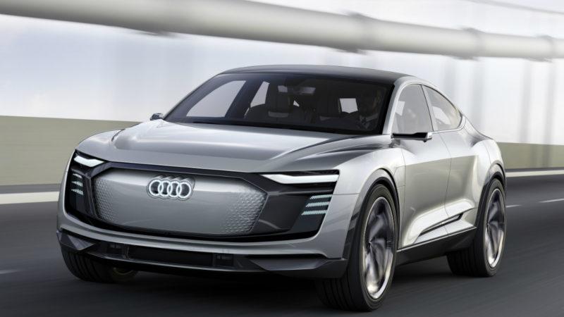 Audi e-tron Sportback, SUV-coupe-ul care anunță viitorul rival pentru X6