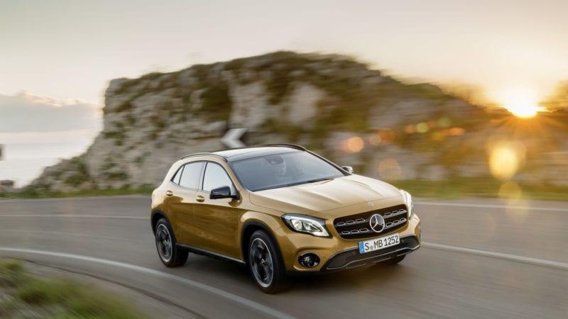 Prețuri România: Mercedes-Benz GLA facelift pleacă de la 29.339 de euro