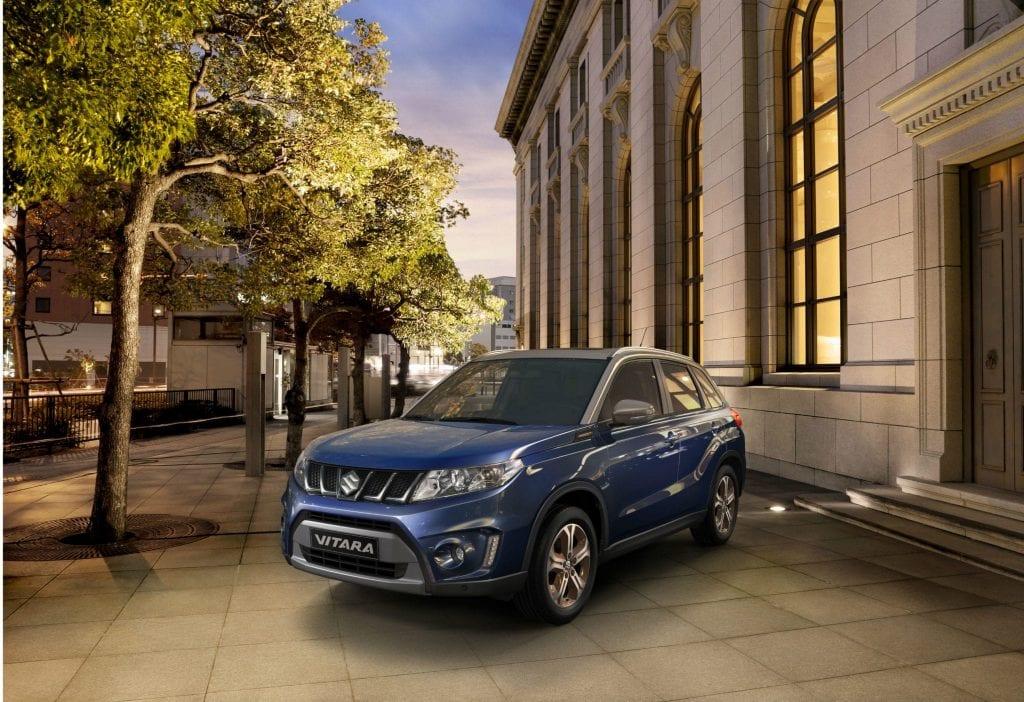 Suzuki lansează în România ediția specială Vitara Copper Edition