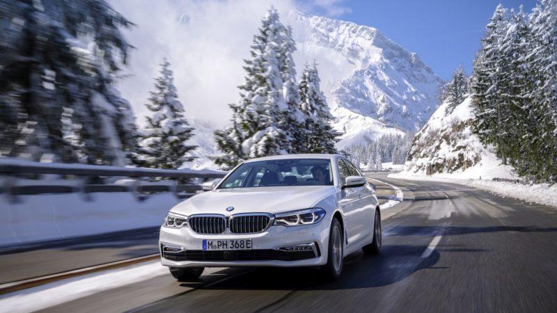 BMW 530e iPerformance, de la 47.550 de euro fără TVA
