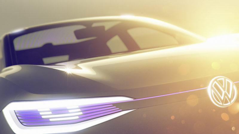 Volkswagen aduce un SUV-coupe electric în Shanghai
