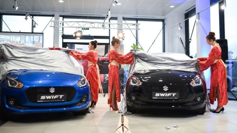 Suzuki a lansat oficial noul Swift în România