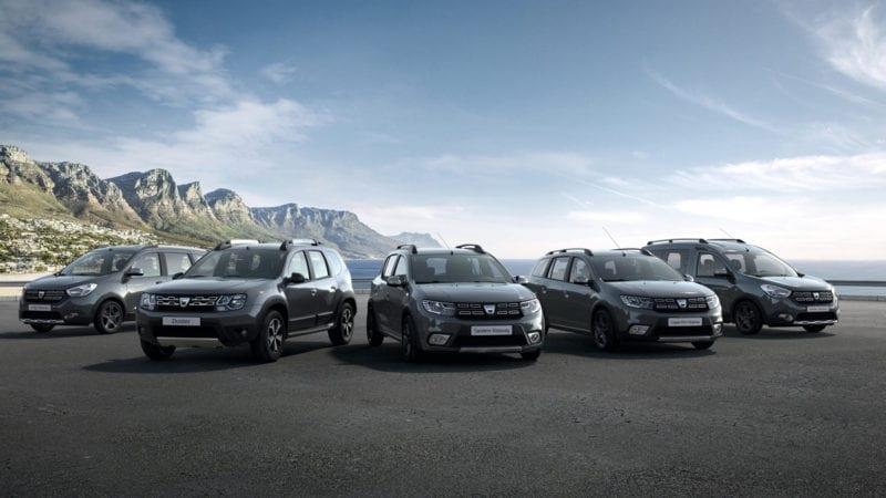 Dacia Duster EDC a ajuns și în România