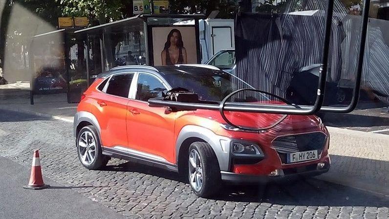 Hyundai Kona – Prima imagine cu noul SUV coreean