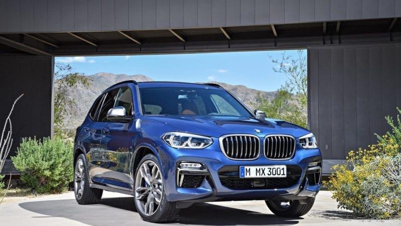 Noul BMW X3 pornește de la 40.200 de euro fără TVA