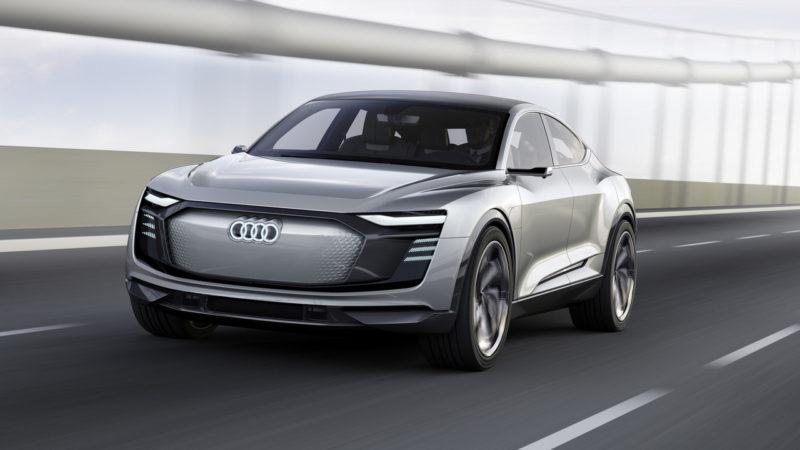 Audi va produce E-Tron Quattro Sportback