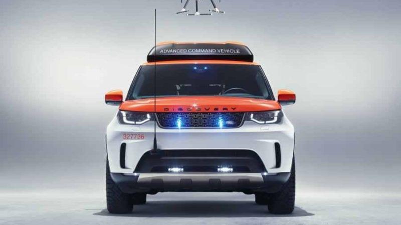 Land Rover ar putea oferi modele produse sub logo-ul SVO