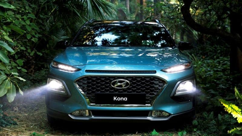Hyundai Kona – Cea mai nouă apariție în segmentul SUV