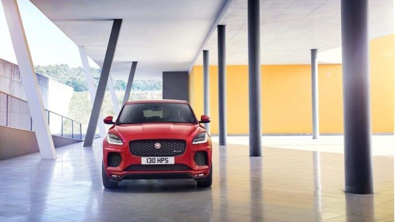 Jaguar E-Pace poate fi comandat și în România începând cu 30.940 de euro