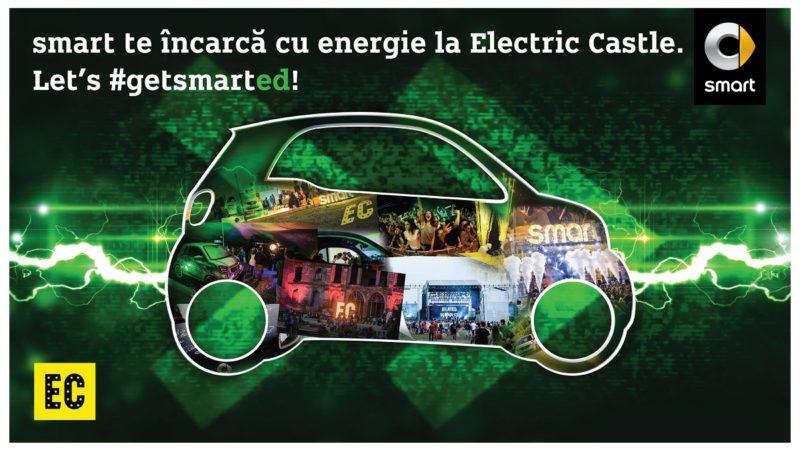 smart electrizează festivalul de muzică Electric Castle
