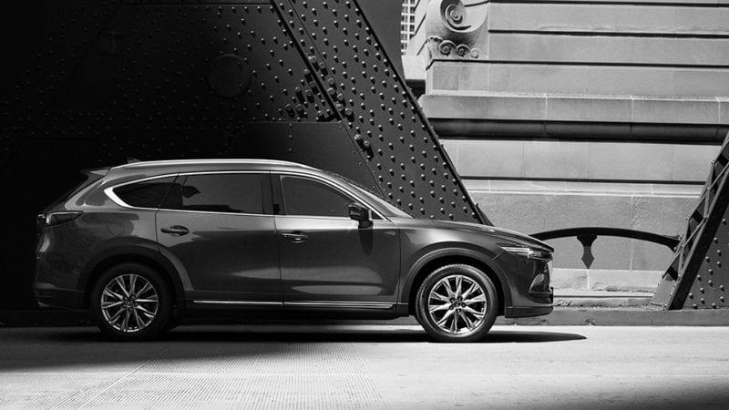 Mazda pregătește CX-8, un SUV dedicat în primă fază doar japonezilor