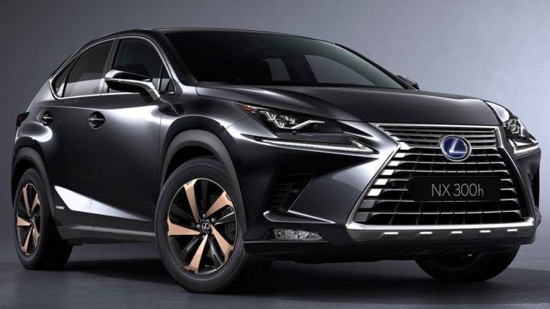Performanță în Europa cu ajutorul SUV-urilor – Lexus NX și RX au dus greul
