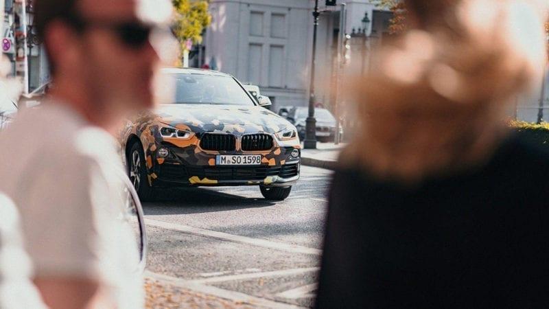Primele poze cu viitorul BMW X2