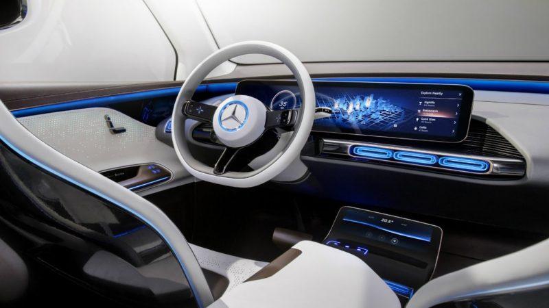 Mercedes-Benz prezintă la Frankfurt conceptul unui model compact electric și un SUV propulsat cu hidrogen