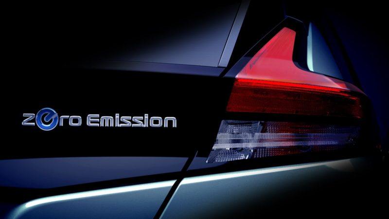 Un nou teaser cu viitorul Nissan Leaf. Japonezii ne prezintă stopurile noii generații