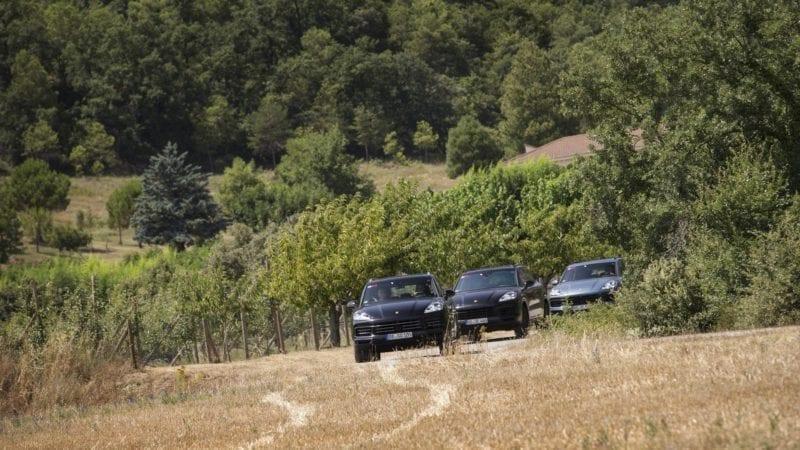 Exemplarele de test Porsche Cayenne au parcurs peste 4.3 milioane de kilometri – Poze și clip video
