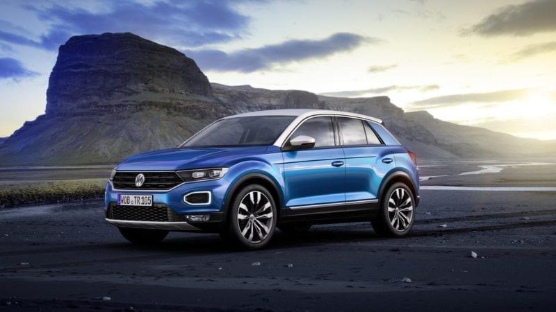 Volkswagen T-Roc poate fi comandat și cu motorul diesel de 1.6 litri