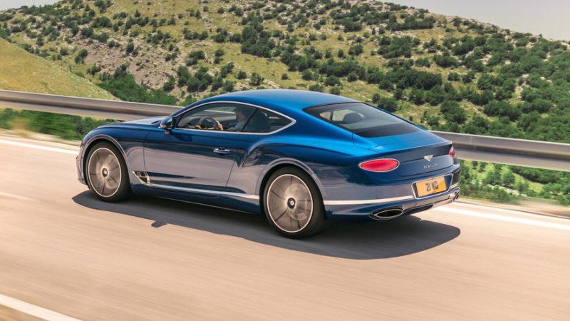 Bentley mizează pe eco. Britanicii au în plan modele hibride și electrice