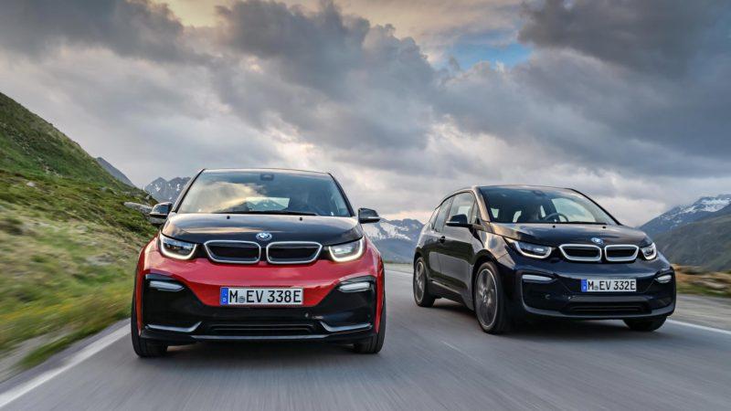 BMW i3 facelift – Modificări stilistice minore și o versiune i3S