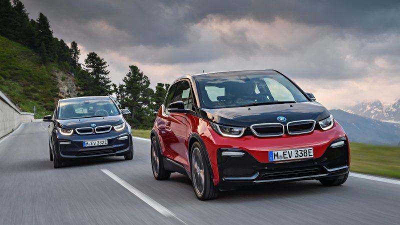 BMW a produs 100.000 de exemplare BMW i3