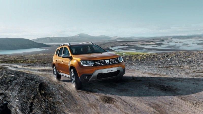 Dacia prezintă noul Duster