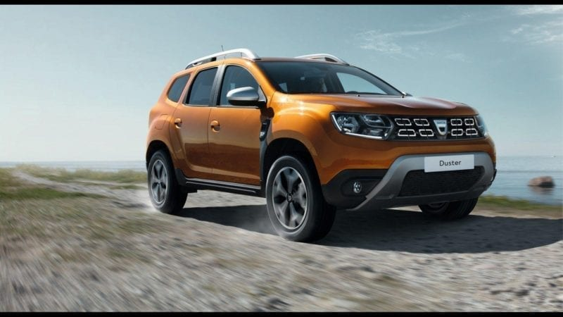 Peste 118.000 de exemplare Dacia Duster produse în șase luni la Mioveni