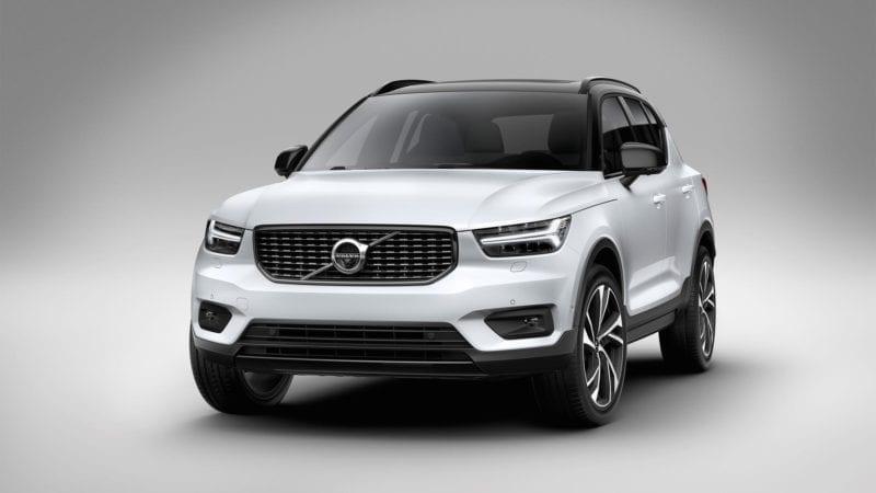 Volvo a prezentat noul XC40