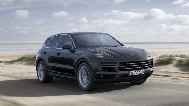 Faceți cunoștință cu noua generație Porsche Cayenne
